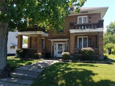 Dayton Multi Family Home For Sale: 515 Watervliet Avenue
