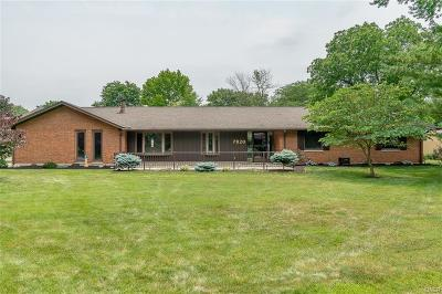 Centerville Single Family Home Active/Pending: 7820 Raintree Road