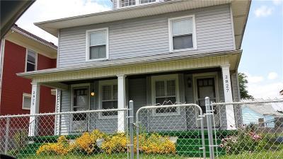 Dayton Multi Family Home For Sale: 2825 3rd Street