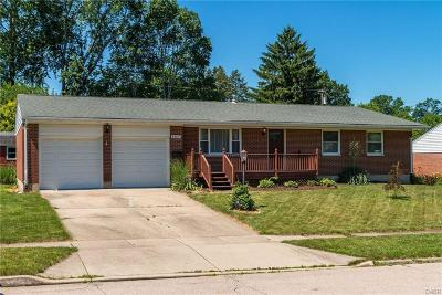 Dayton Single Family Home For Sale: 4409 Clarendon Drive