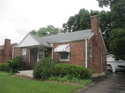 Dayton Single Family Home For Sale: 928 Wilmington Avenue
