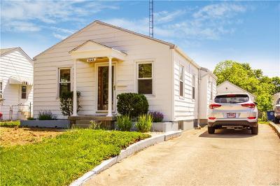 Dayton Single Family Home Active/Pending: 1646 Russet Avenue
