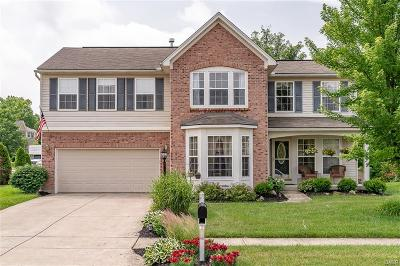 Miamisburg Single Family Home For Sale: 5500 Sagewood Drive