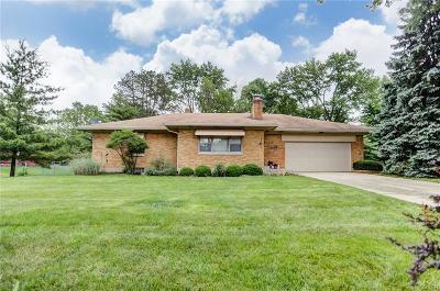 Dayton Single Family Home Active/Pending: 7756 Claude Avenue