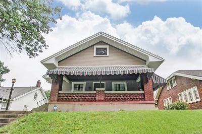 Dayton Single Family Home Active/Pending: 532 Wright Avenue