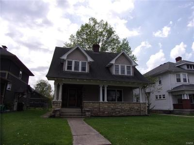 Springfield Single Family Home For Sale: 403 Cassilly Street