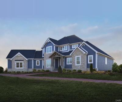 Dayton Single Family Home For Sale: 2020 Lariat Court