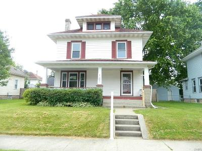 Springfield Single Family Home For Sale: 607 Cecil Street
