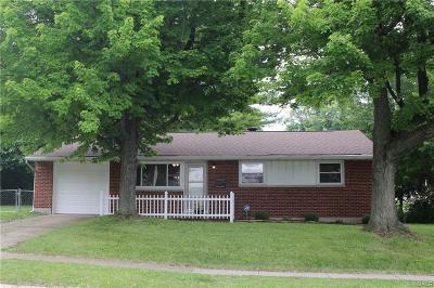 Dayton Single Family Home Active/Pending: 964 Wagon Wheel Drive