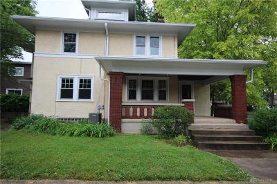 Oakwood Single Family Home For Sale: 831 Far Hills Avenue