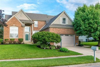 Dayton Single Family Home For Sale: 4087 Cambridge Trail