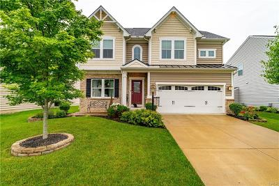 Tipp City Single Family Home Active/Pending: 4359 Bergamot Drive