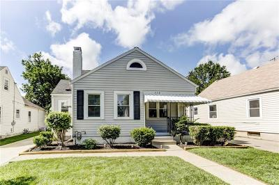 Dayton Single Family Home For Sale: 328 Cushing Avenue