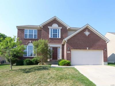 Fairborn Single Family Home For Sale: 1510 Cameron Drive