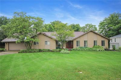 Dayton Single Family Home For Sale: 1226 Ambridge Road