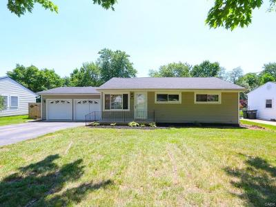 Middletown Single Family Home Active/Pending: 4410 Central Avenue