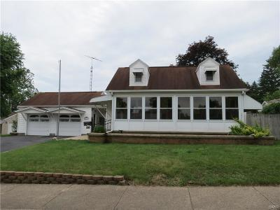 Dayton Single Family Home Active/Pending: 4436 Farnham Avenue