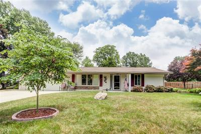 Bellbrook Single Family Home Active/Pending: 2328 Lakeview Drive