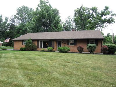 Centerville Single Family Home For Sale: 6682 Chilton Lane