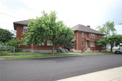 Dayton Multi Family Home For Sale: 3024 Main Street