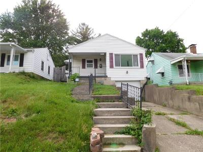 Dayton Single Family Home For Sale: 3853 Addison Avenue