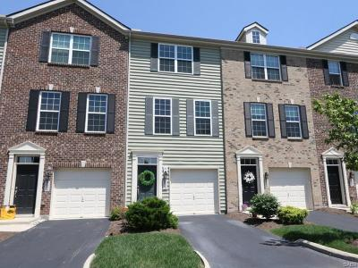 Dayton Condo/Townhouse For Sale: 9547 Tahoe Drive