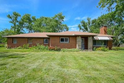Trotwood Single Family Home For Sale: 6947 Little Richmond Road