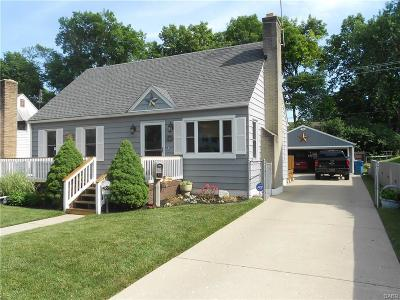 Dayton Single Family Home For Sale: 4514 Airway Road