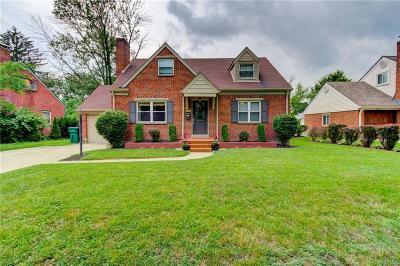 Dayton Single Family Home Active/Pending: 4017 Maricarr Drive