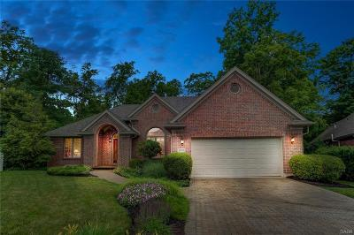 Bellbrook Single Family Home For Sale: 3396 Pavilion Lane