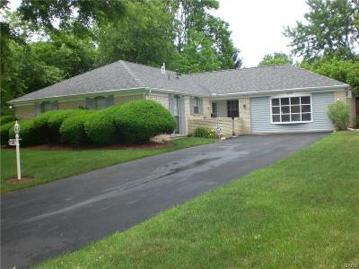 Dayton Single Family Home Active/Pending: 5107 Goodyear Drive