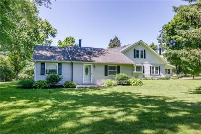 New Carlisle Single Family Home Active/Pending: 4744 Scarff Road
