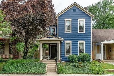 Dayton Single Family Home Active/Pending: 217 Perrine Street
