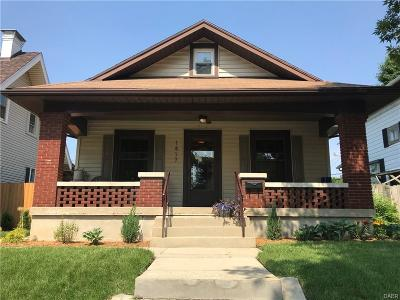 Dayton Single Family Home Active/Pending: 1417 Pursell Avenue