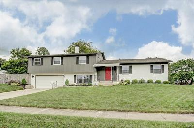 Springfield Single Family Home Active/Pending: 2910 Wellsford Lane