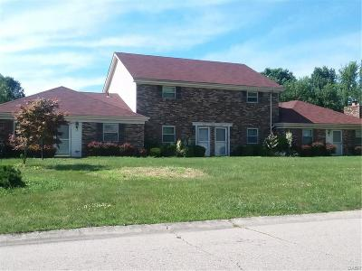 Centerville Multi Family Home For Sale: 1015 Beryl Trail