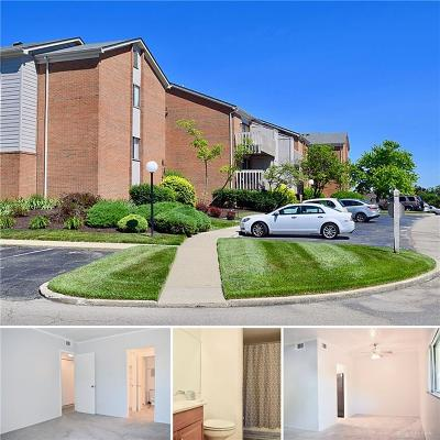 Dayton OH Condo/Townhouse For Sale: $54,900
