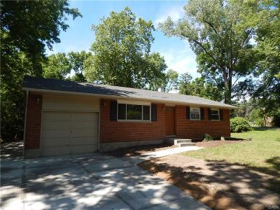 Beavercreek Single Family Home For Sale: 4054 Lyndell Drive