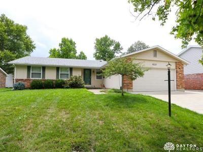 Dayton Single Family Home For Sale: 4120 Walshwood Court