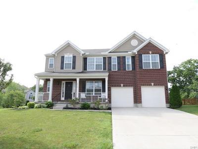 Fairborn Single Family Home Active/Pending: 2418 Gardner Drive