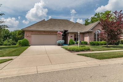Miamisburg Single Family Home Active/Pending: 56 Aberfield Lane