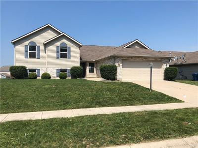 Huber Heights Single Family Home For Sale: 4810 Belmont Place