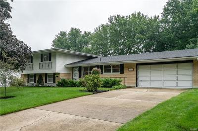 Beavercreek Single Family Home For Sale: 3193 Suburban Drive