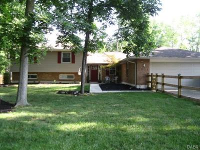 Centerville Single Family Home For Sale: 1011 Ripplecreek Court