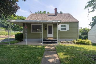Dayton Single Family Home For Sale: 1925 Suman Avenue
