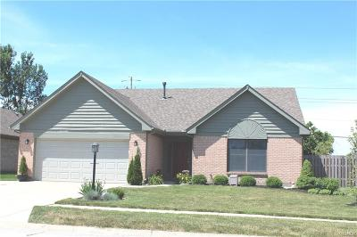 Miamisburg Single Family Home For Sale: 9126 Spring Blossom Trail