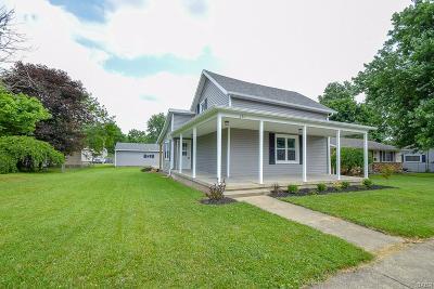 West Milton Single Family Home Active/Pending: 230 Forest Avenue