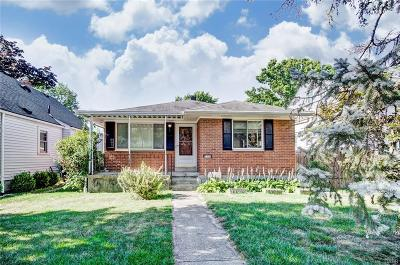 Kettering Single Family Home For Sale: 1308 Elmdale Drive
