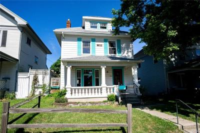 Dayton Single Family Home For Sale: 841 Wellmeier Avenue
