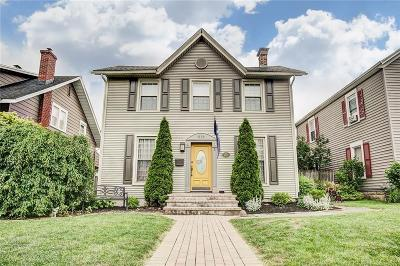 Tipp City Single Family Home For Sale: 518 Dow Street